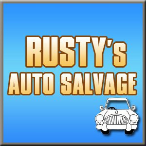 Who is Rusty's Auto Salvage?