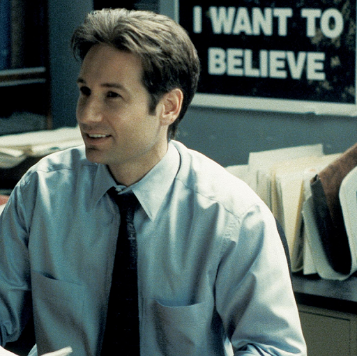 Who is Fox Mulder?