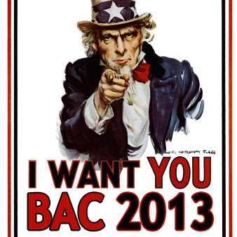 Who is Bac 2013?