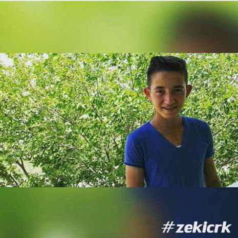 Who is Zeki can Cirik?