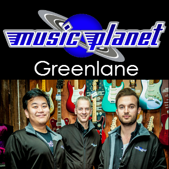 Who is Music Planet Greenlane?
