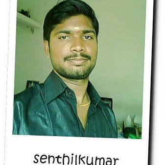 SenthilKumar R about, contact, instagram, photos