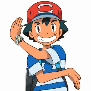 Who is Ash Ketchum?