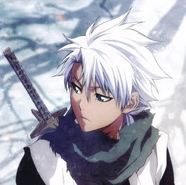 Who is Toshiro Hitsugaya?