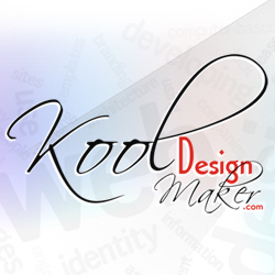 Who is Kool Design Maker?