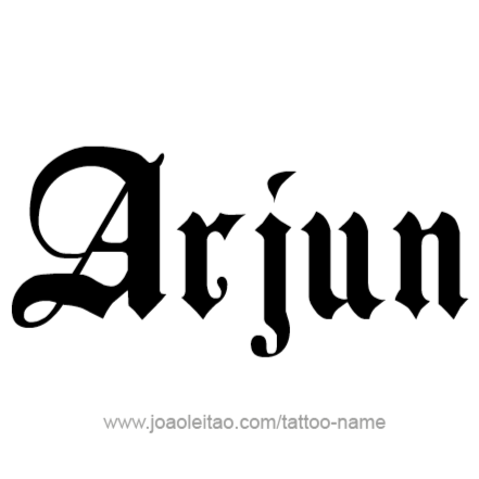 Who is Arjun M?