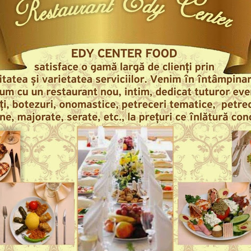 Who is edy center?