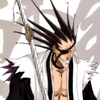 Who is Zaraki Kenpachi?