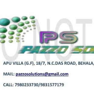 Who is Pazzo Solutions?