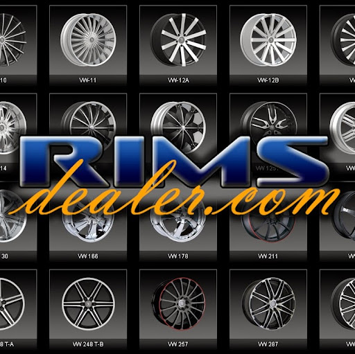 Who is Rims and Tires Dealer?