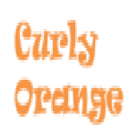 Who is Curly Orange?