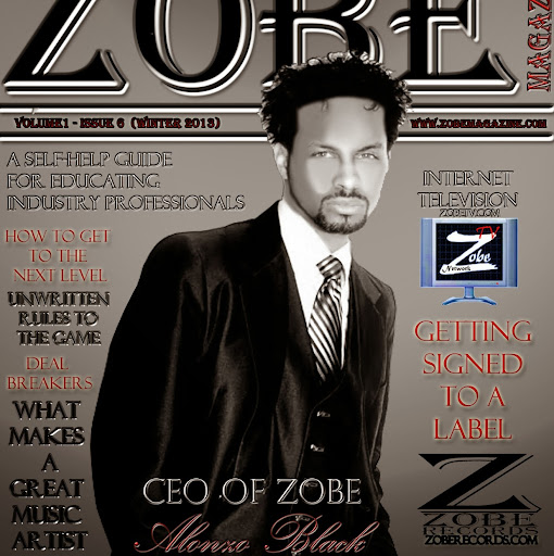 Who is Alonzo Black (Zobe)?