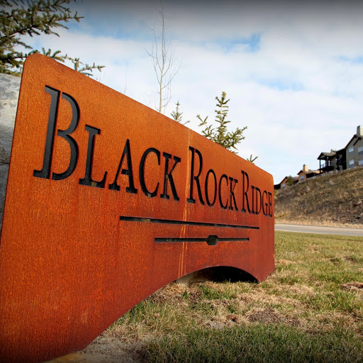 Who is Black Rock Ridge?