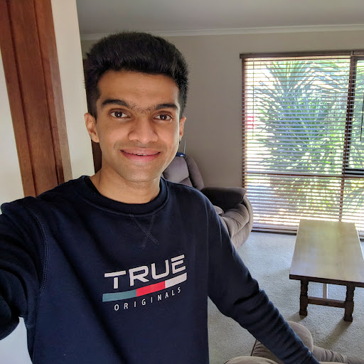 Who is Arjun Aby?