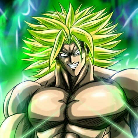 Who is Demon Broly?