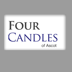 Who is Four Candles Catering & Event Equipment Hire?
