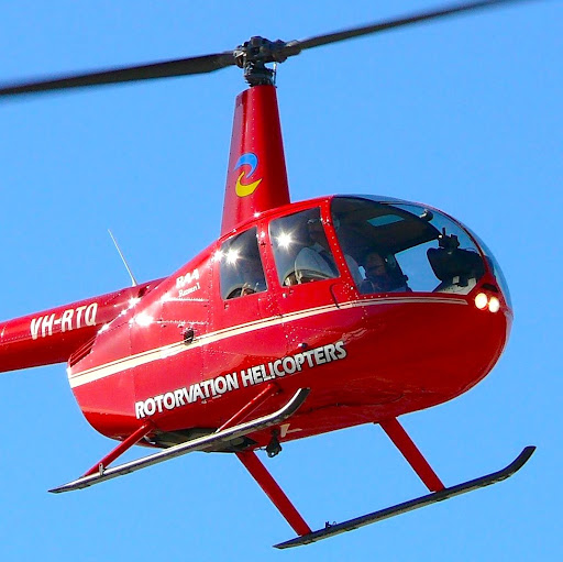 Who is Rotorvation Helicopters?