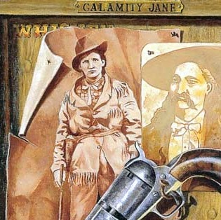 Who is Calamity Djane?