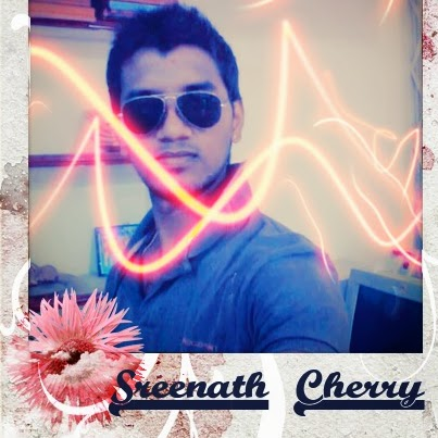Who is sreenath cherry?