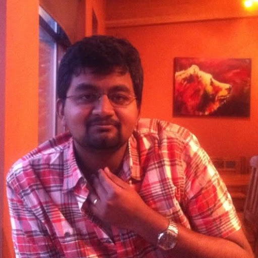 Who is Yugesh Madhavan?