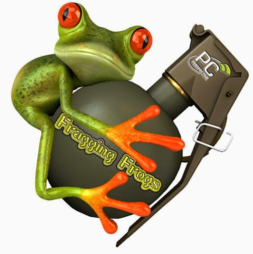 Fragging Frogs instagram, phone, email