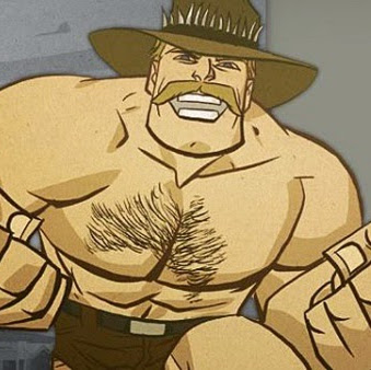 Who is Saxton Hale?