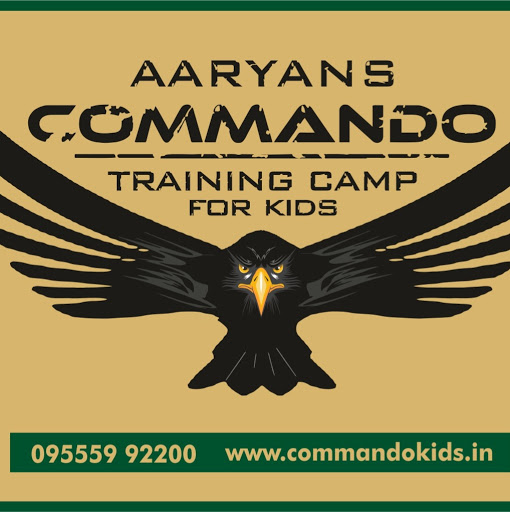 Who is Commando Training Camp [Aaryans World School]?