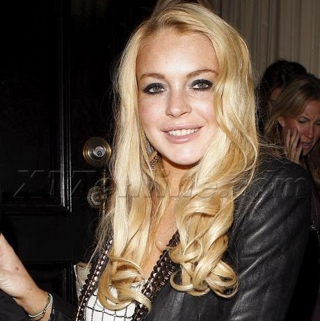 Who is Lindsay Lohan?