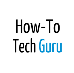 Who is How To Tech Guru?