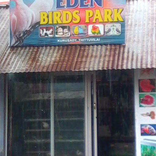 Who is Eden birds park?