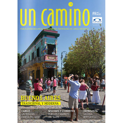 Who is Revista UN CAMINO?