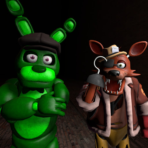 Who is FNAF LORD SFM?