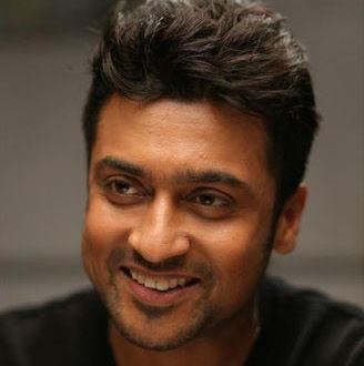Who is Actor Suriya?
