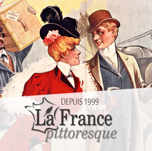 Who is La France pittoresque?