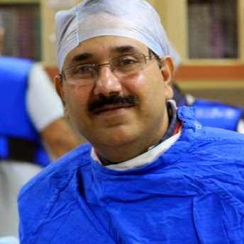 Who is Dr.Ashwani Mehta?