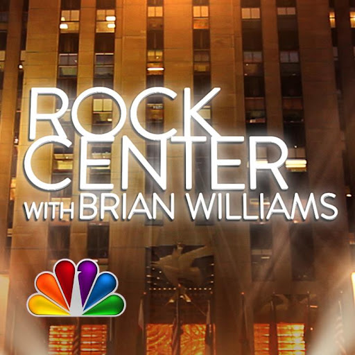 Who is Rock Center with Brian Williams?