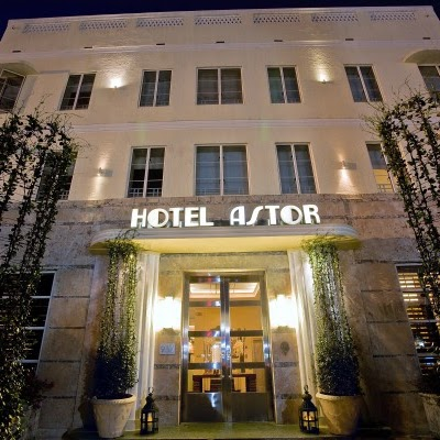 Who is Hotel Astor?