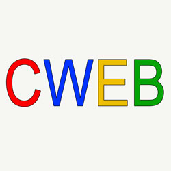 Who is C WEB?