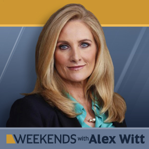 Who is Weekends with Alex Witt?