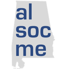 Who is Alabama Social Media Association - ALsocme?
