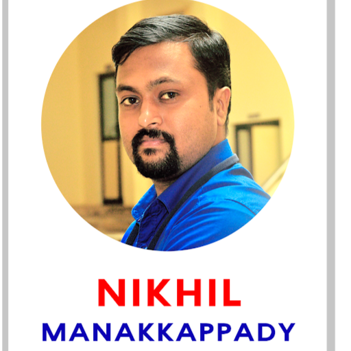 Who is Nikhil A.R?