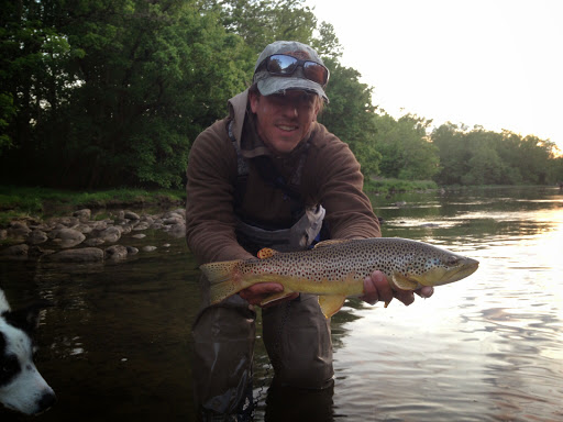 Who is Riverstone Fly Fishing?