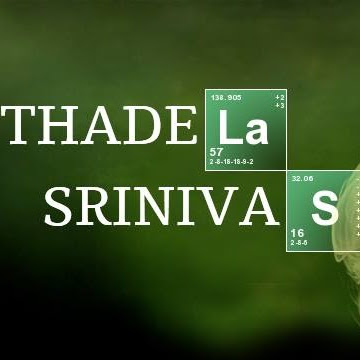 Who is Srinivas Thadela?