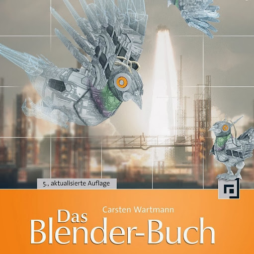 Who is Das Blender-Buch?