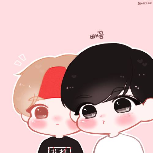 L-ARMY ChanBaek Vkook