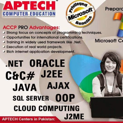 Who is Aptech Academy?