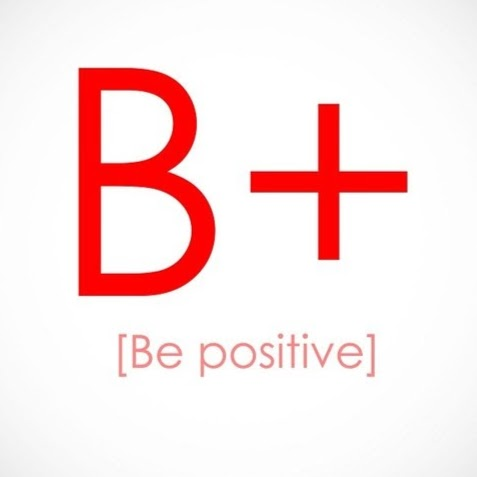 Who is be positive?