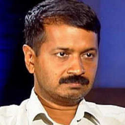 Who is ARVIND KEJARIWAL?