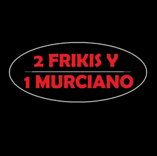 Who is 2 Frikis y 1 Murciano?