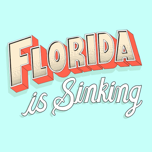 Florida is Sinking... instagram, phone, email